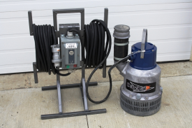 Photo of Flygt Pumps