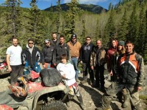 Cartel Quad Trip May 15, 2013 - Awesome Day, Great Weather!