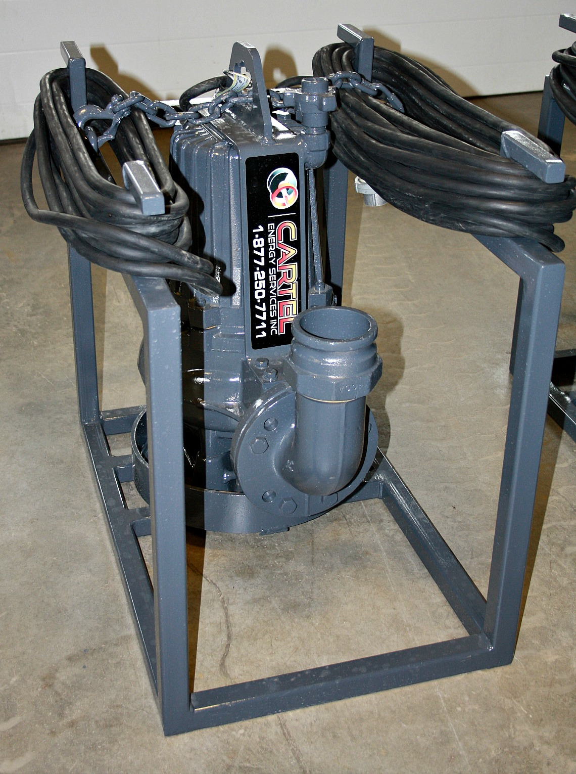 "Cartel Energy Services - 4"" Trash Pump"